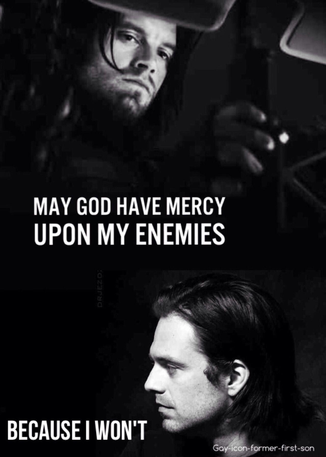 Bucky Barnes - The Winter Soldier <<< Ooooooooohhhhh