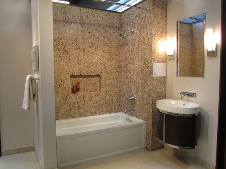 Bathtub Tile Surround | bathrooms - Tile, from, the, Tile, Shop ...