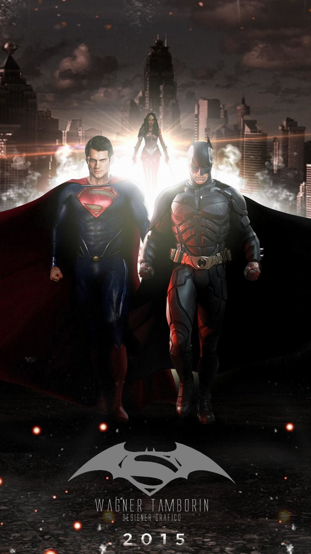 Dawn of Justice 24x36 poster DC COMIC SUPERHERO LEX KRIPTON!! Batman v Superman