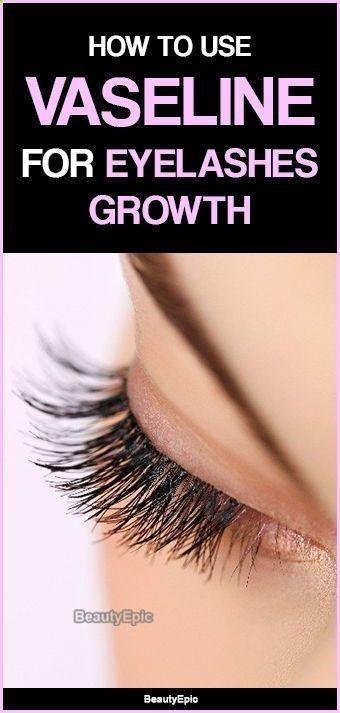 Busting Beauty Myths: Vaseline for Eyelash Growth