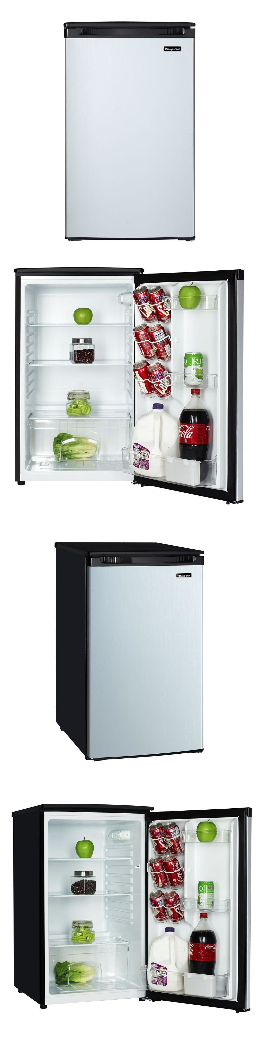Mini Fridges 71262 Magic Chef Mini Refrigerator 44 Cu Ft