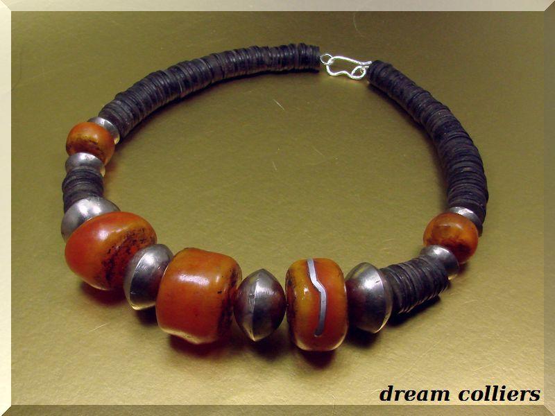 Halbedelstein Perlen Tigerauge Schmuck Armband Halskette Bastelarbeiten Handwerk