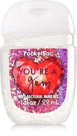 You Re A Gem Pocketbac Sanitizing Hand Gel Soap Sanitizer Bath