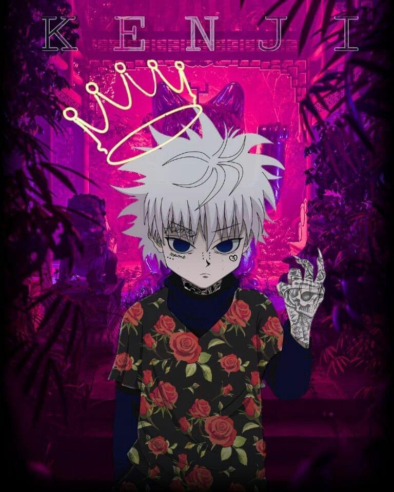 Pin de João Todoroki em Swag Anime Anime masculino