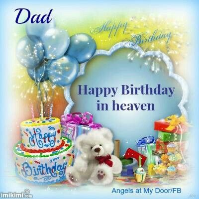 Dad happy birthday in heaven quotes pinterest happy birthday dad happy birthday in heaven bookmarktalkfo Gallery