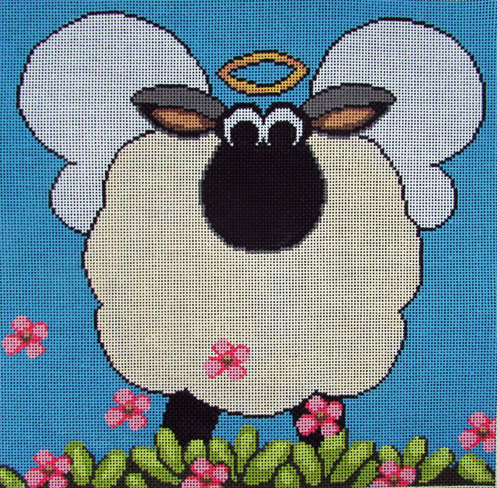 HP Needlepoint 18ct ANNIE LANG Holy Sheep/Threads/Guide - LL10 https://t.co/upqsHKn0xr https://t.co/uyFbZAYp3S