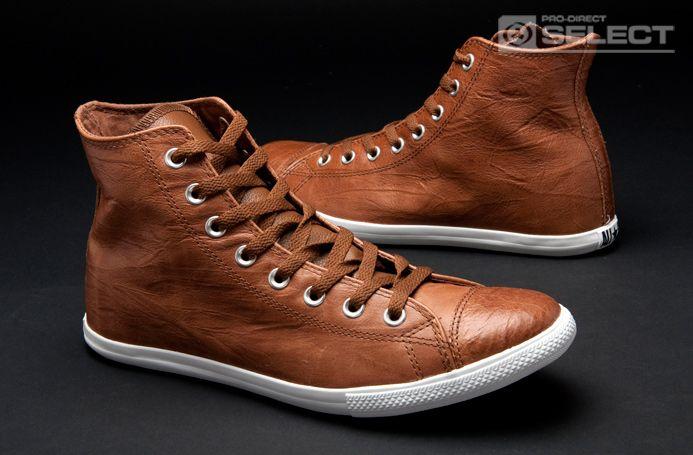 c6aef7424d00 Converse - Chuck Taylor All Star Slim - HI Cut - Brown - Mens Shoes ...