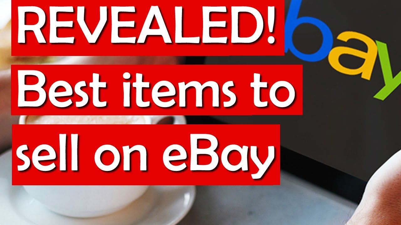 Best Items To Sell On Ebay Items With High Demand Low Supply Things To Sell Selling On Ebay Sell On Etsy