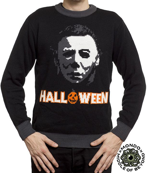 Halloween Michael Myers Sweater Horror Halloween Michael Myers