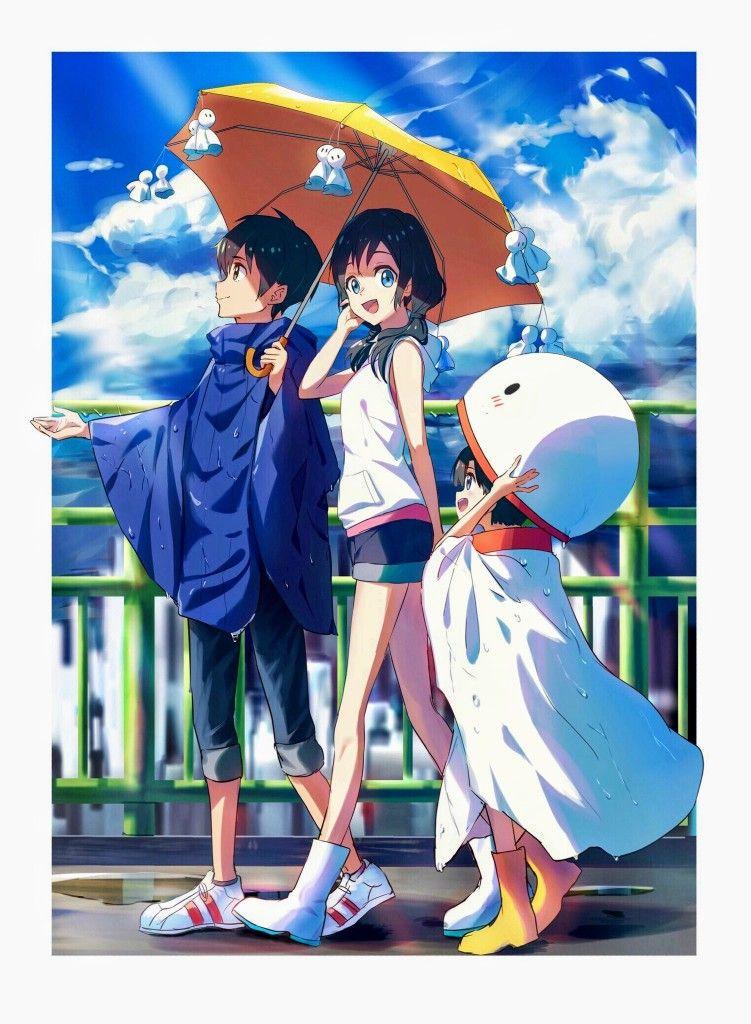 天気の子 TenkinoKo 天気の子 WeatheringWithYou anime