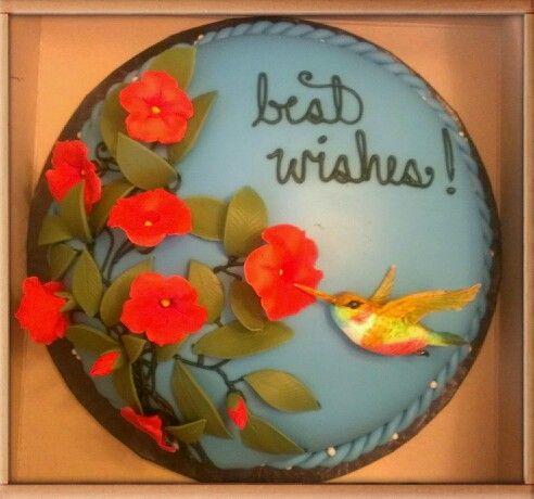 Retirement cake :)