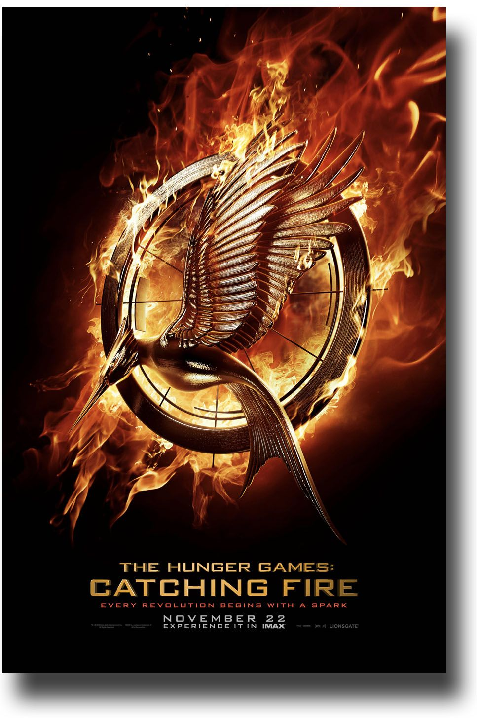 the official catching fire trailer comes on in one month! on the mtv