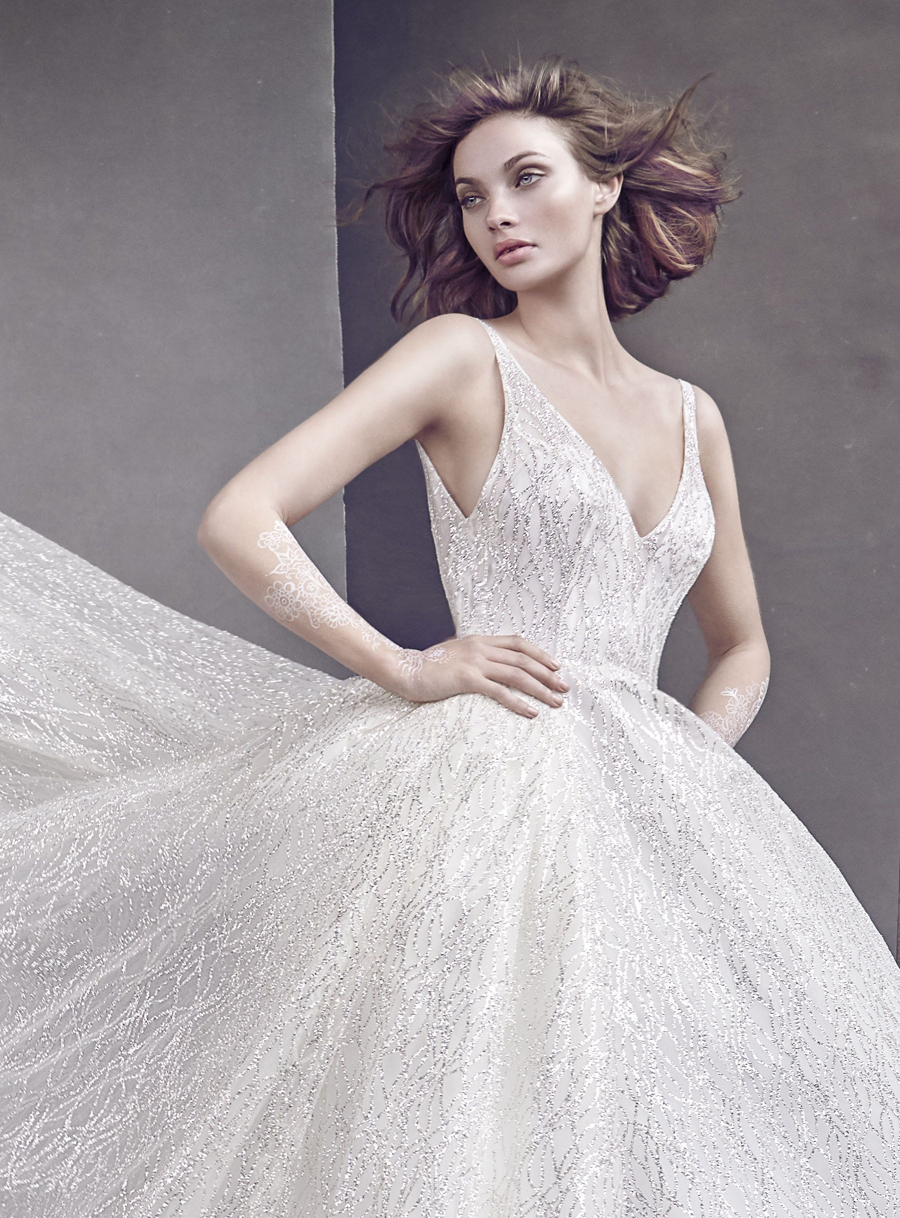 Style 3662 Ad Campaign By Lazaro
