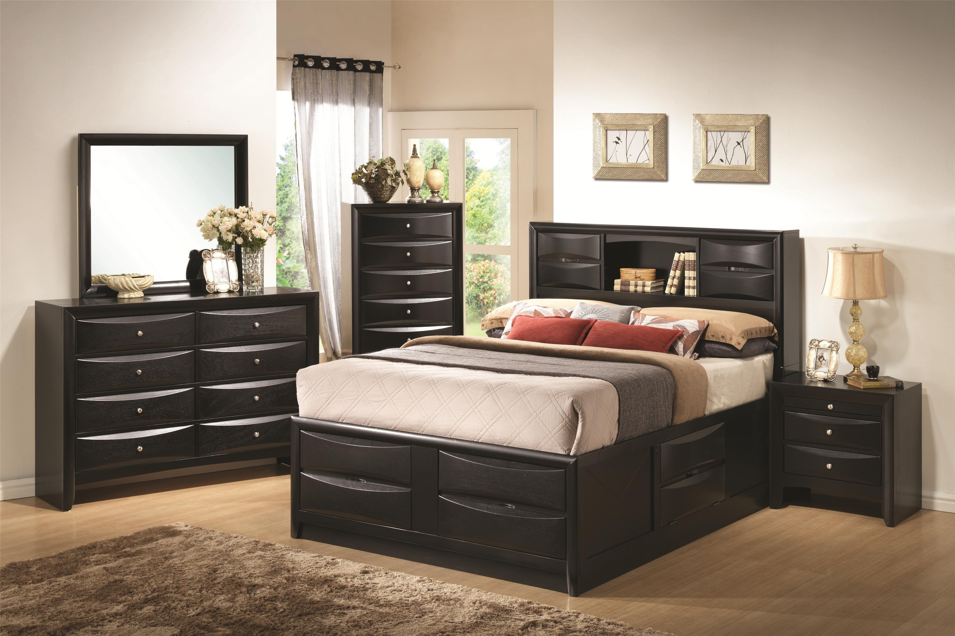 Drawer Sets Bedroom Coaster Briana 8 Dresser Fine Furniture Coasterfurniture
