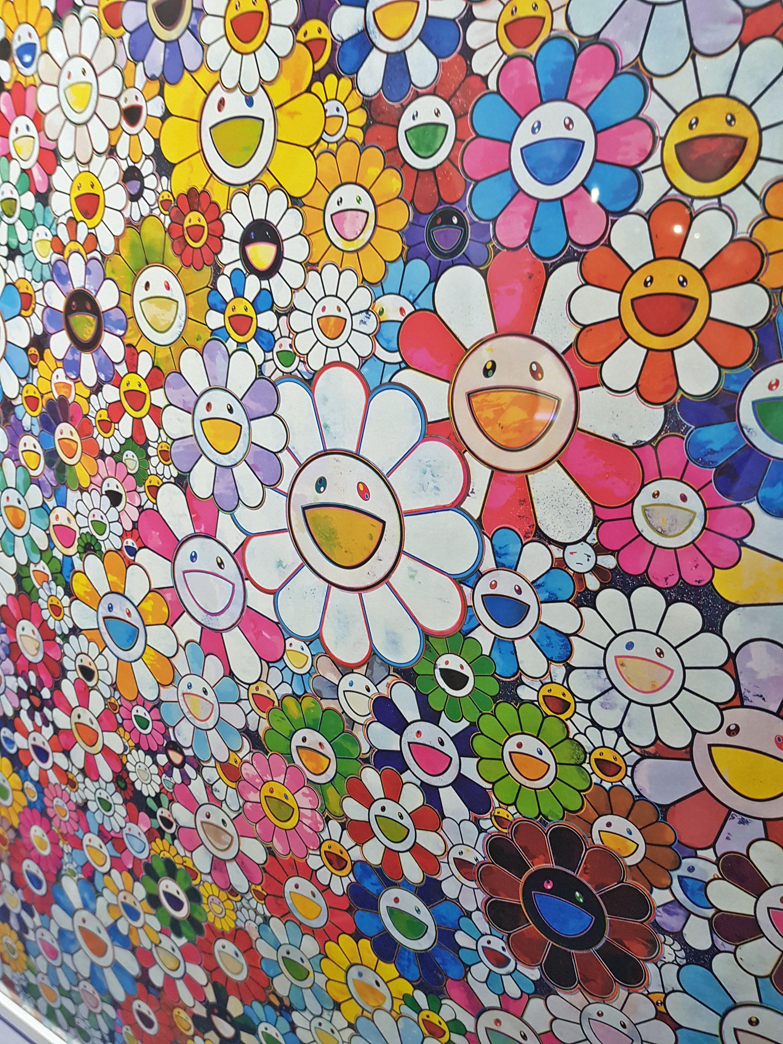 Monstres, Mangas Et Murakami : monstres,, mangas, murakami, Musée, Herbe,, Exposition, Monstres,, Mangas, Murakami, Tourisme,, Paris
