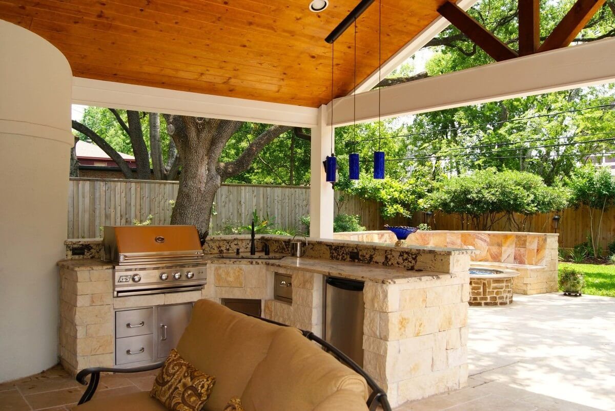 Outdoor Kitchen Houston Galleria Area  Outdoor Living  Pinterest Classy Outdoor Kitchen Designs Houston Review