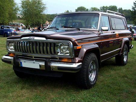 Jeep Cherokee Laredo 4x4 1982 1 Coches Usados Autos Y