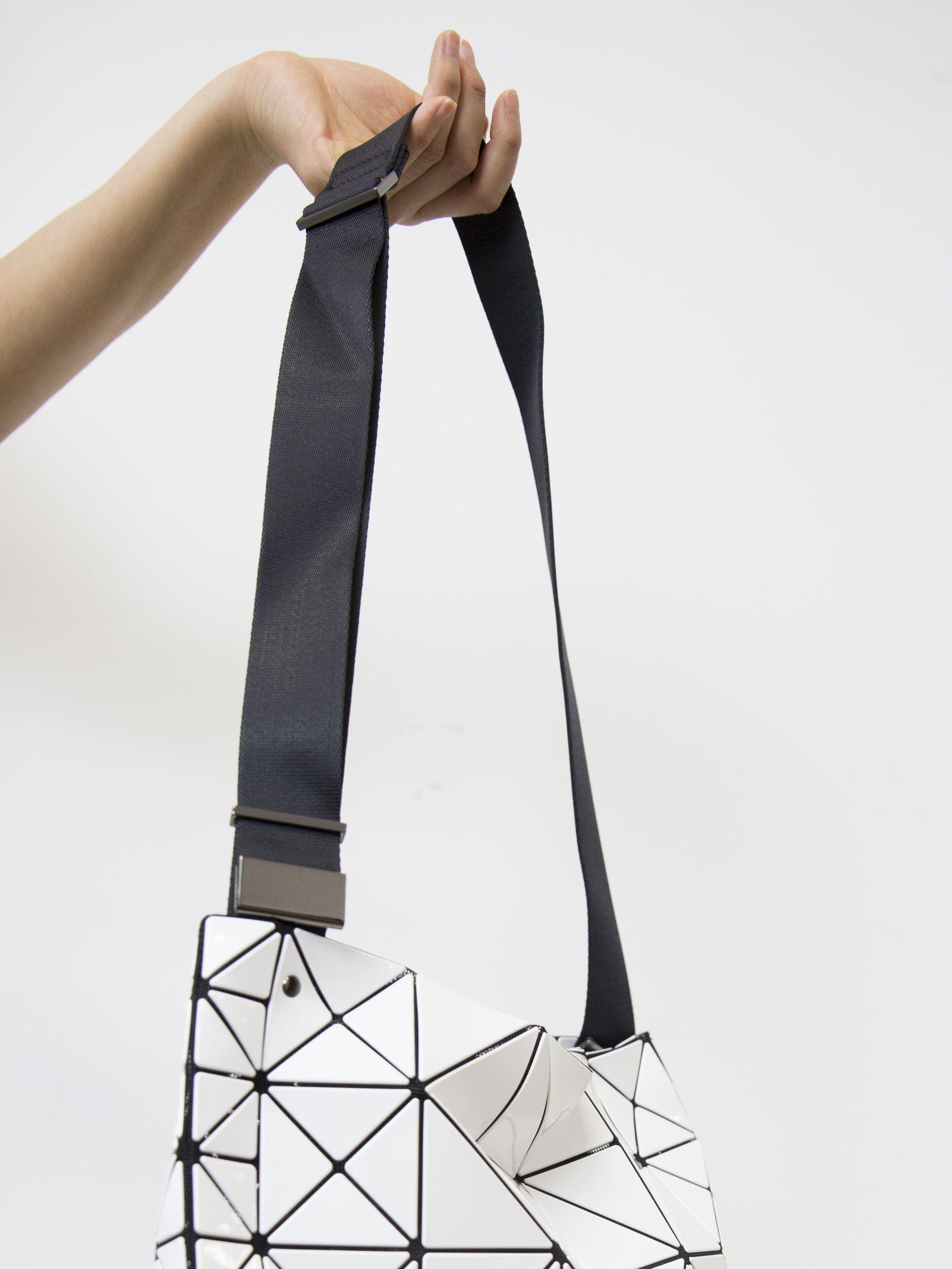 BAO BAO ISSEY MIYAKE Ratio Crossbody Bag  e7122193786ec