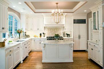 Massachusetts Ave  Traditional  Kitchen  Dc Metro  Sarah Kahn Custom Kitchen Design Massachusetts Decorating Inspiration