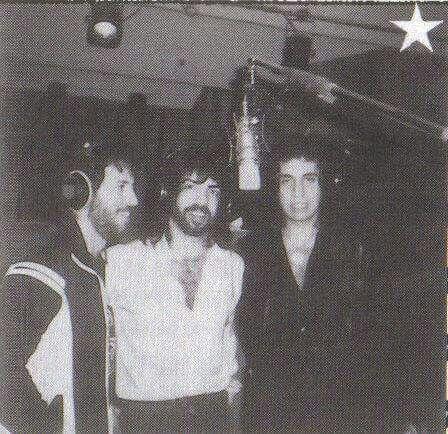 Vini Poncia Paul Stanley Gene Simmons Recording Unmasked I D