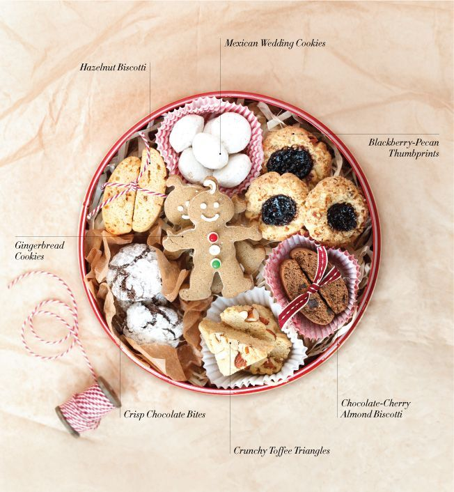 Christmas Cookie Tin Ideas Cooking Tips And Recipes From The Real
