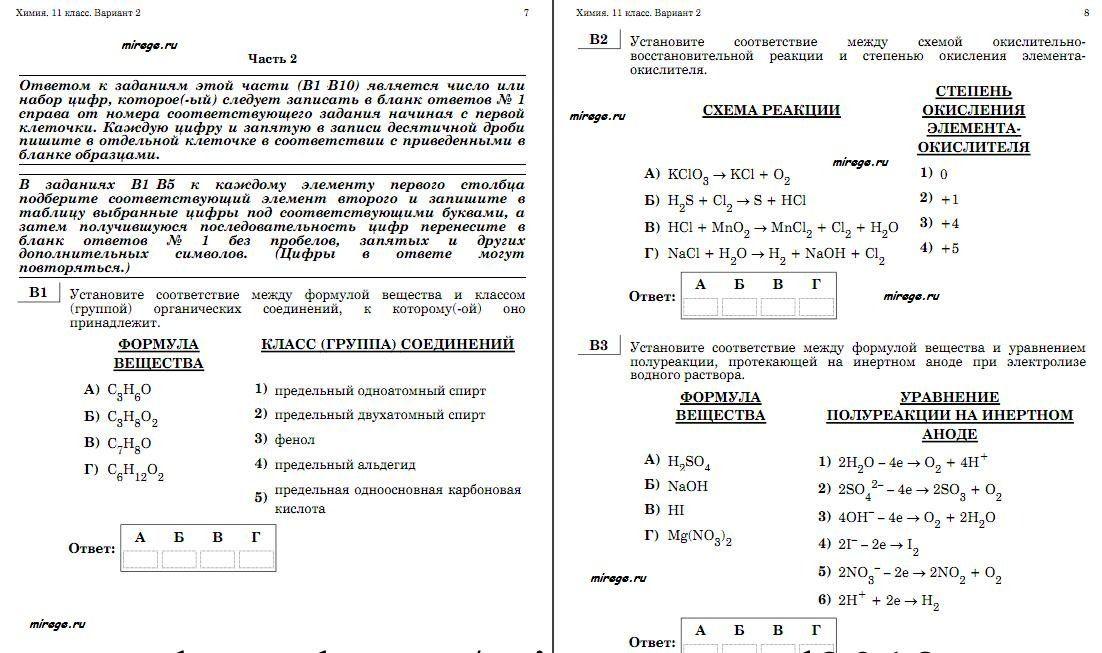Готовые домашние 4 класс школа россии
