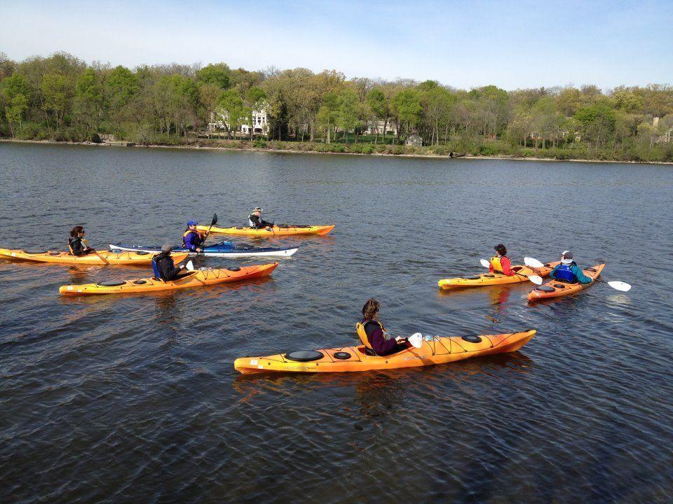 Kayak Camping In Oregon River kayaking