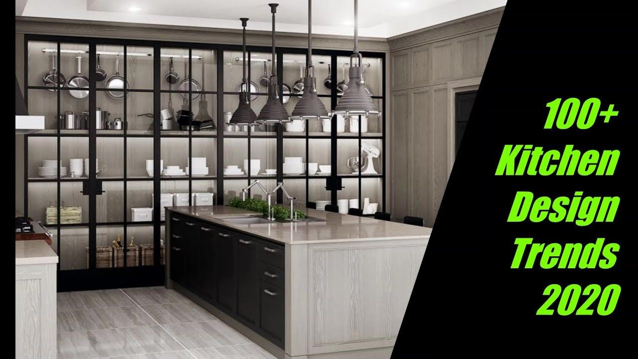 8 Kitchen Design Trends for 8 - YouTube in 8  Kitchen