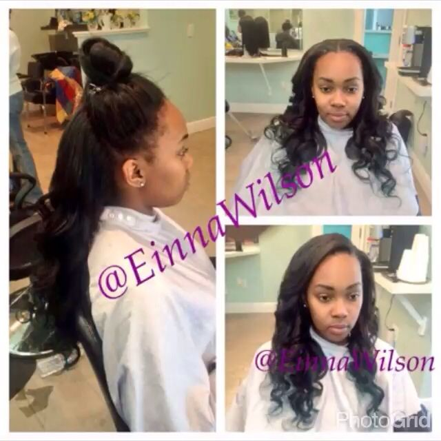 Vixen 2Part Sew-in by EinnaWilson