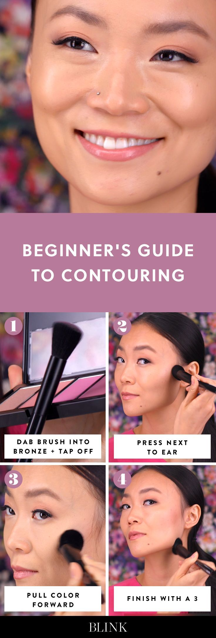 Your Simple Guide to Contouring Contouring for beginners