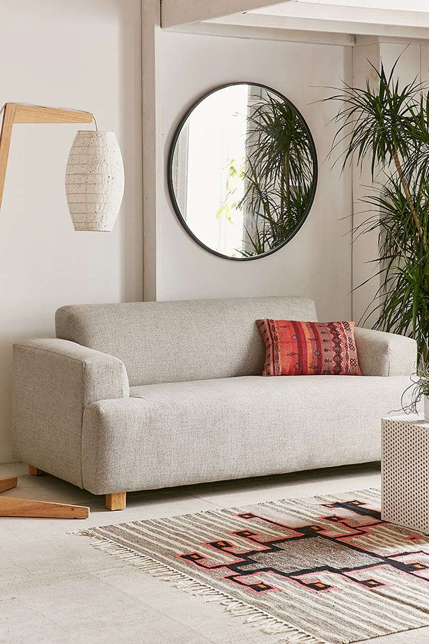 10 gorgeous gray couches under $1000 | pinterest | grey couches