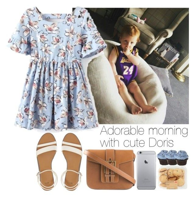 """""""Adorable morning with cute Doris"""" by mmbrambilla ❤ liked on Polyvore featuring ASOS and Yves Saint Laurent"""