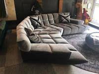 Bildergebnis Fur Bretz Sofa Silber Bretz Sofa Sofa Wohnzimmer