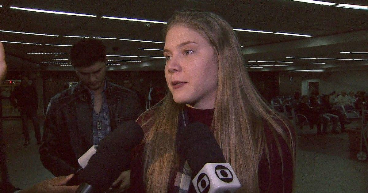 g1: Jovem modelo que ficou quase 20 dias detida nos EUA chega a São Paulo https://t.co/DqKEiLVI09 #G1 https://t.co/SlZ1Qf8Btn