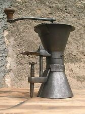 Coffee Grinder Hourgl Cast Iron