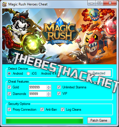 magic rush hacks