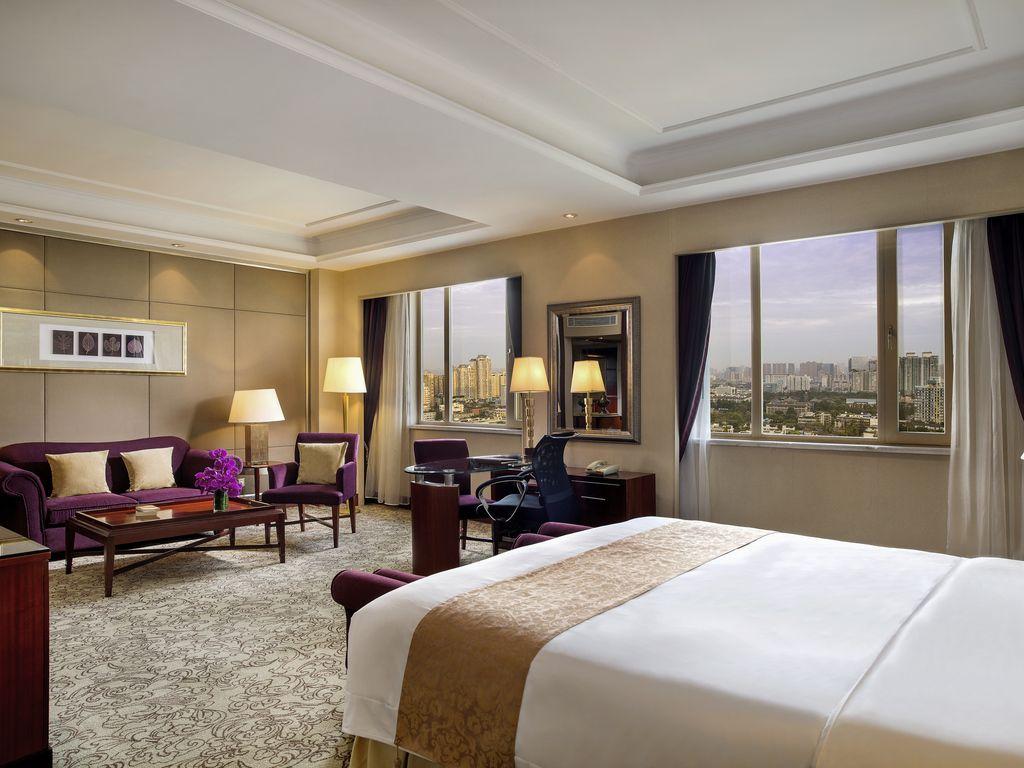 Luxury Hotel Chengdu Sofitel Chengdu Taihe Luxury Rooms Luxury Hotel Hotel