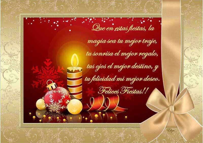 Felices Fiestas !!