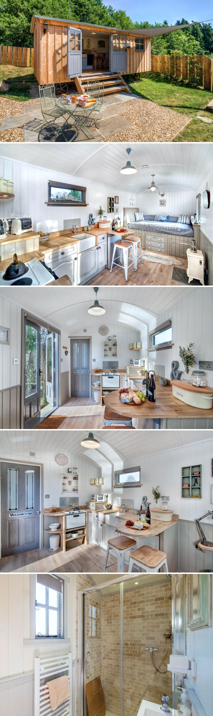 Bayview By Cali Cottages Tiny Houses Pinterest Haus