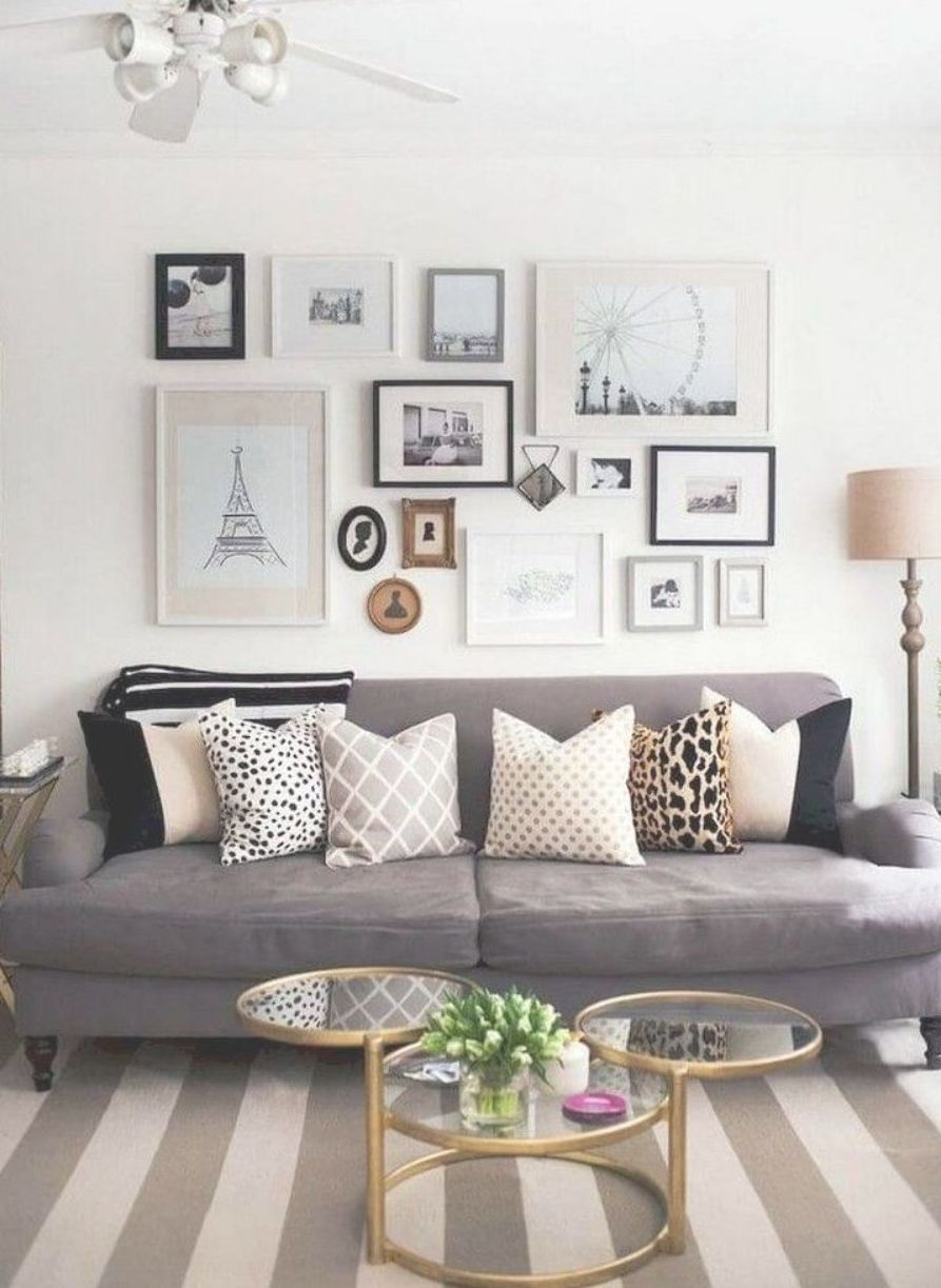 82 Comfy Small Apartment Living Room Decorating Ideas On A Budget