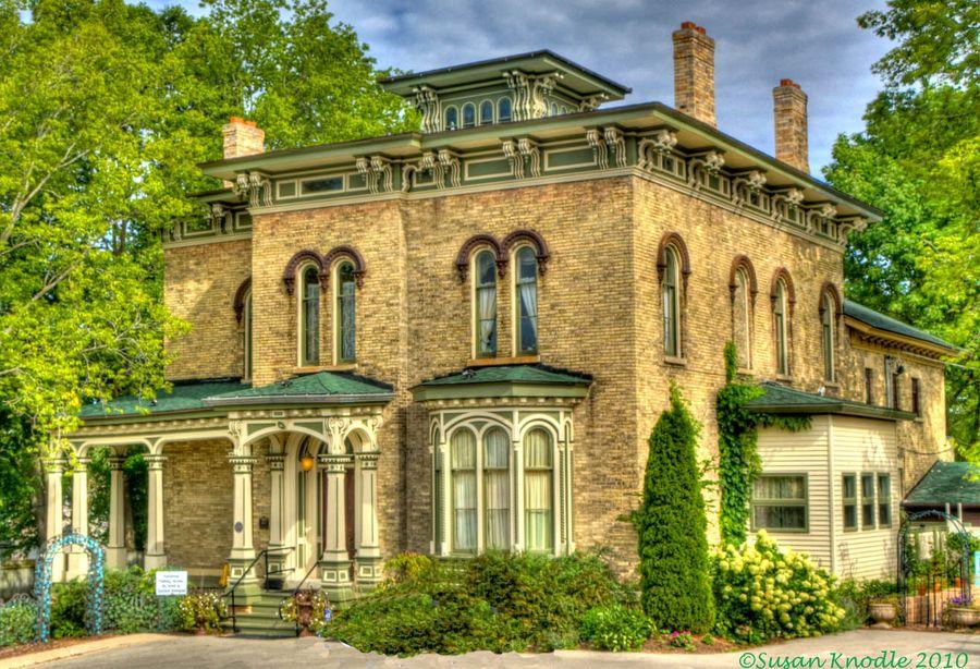 Briggs Mansion Rockford Illinois My Fairytale Pinterest