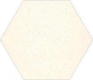 Carrelage Carreau Grès Cérame Super Blanc Hexagone 10x10 cm - m2 - Matière Mosaique | Carrelage ...