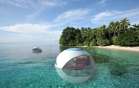 self sustaining homes planning in design and decoration unique self sustaining homes with floating home - Unique Homes Designs