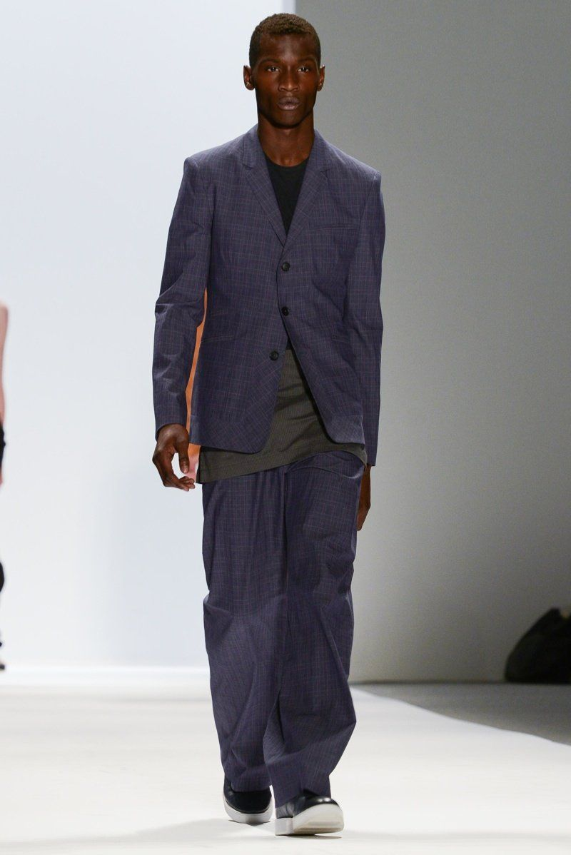 Richard Chai S/S 2014 Collection - Adonis Bosso