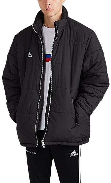 Gosha Rubchinskiy X Adidas Oversized Puffer Jacket Want In 2019 Puffer Jackets Jackets Outerwear Jackets