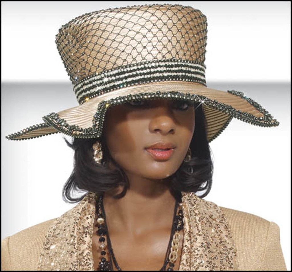 ladies classy high fashion church hat | Lady in the Hat ...