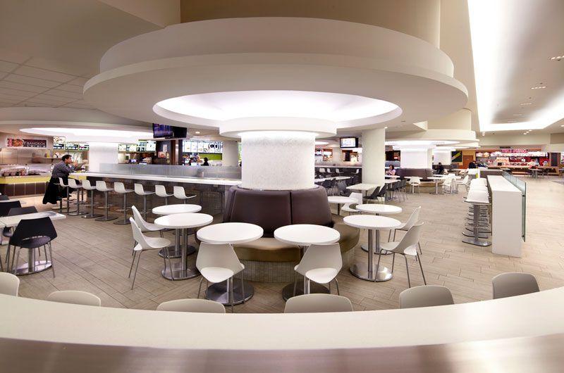 Restaurant Interior Design Food Courts Fast Food Design Food