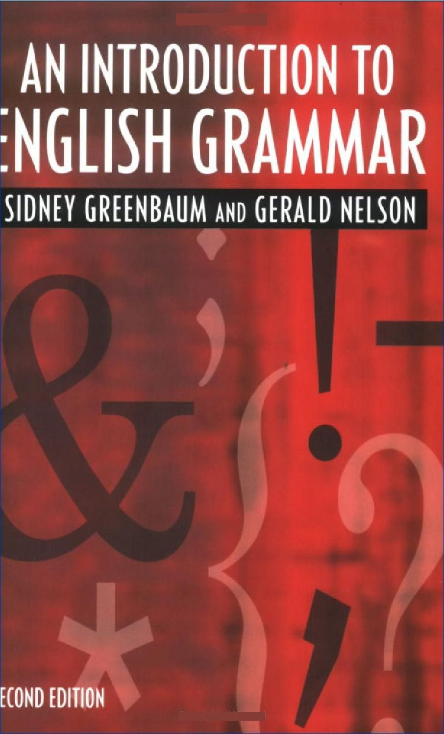 A Students Introduction To English Grammar Pdf