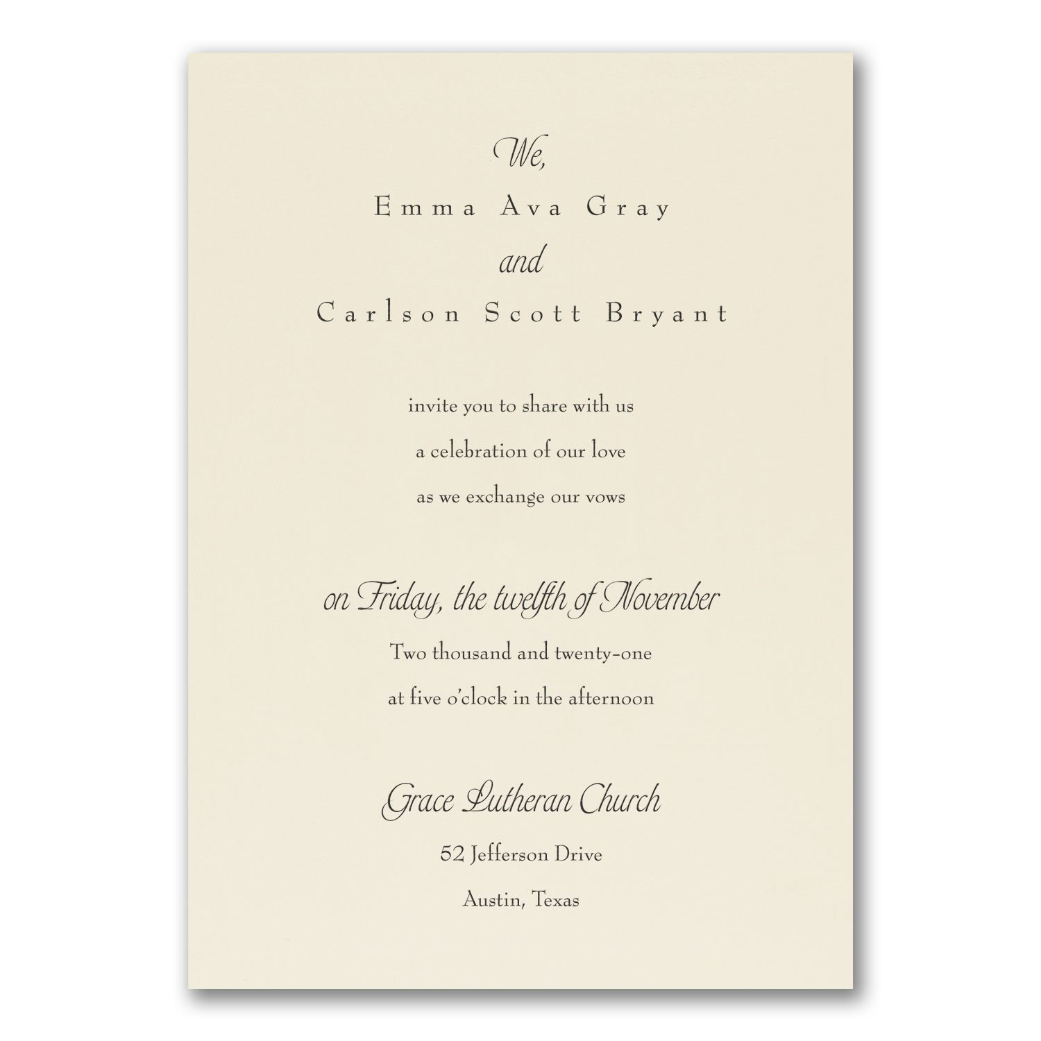 Relaxed Affections Invitation Wedding Invitations Wedding Invitation Prices Invitations