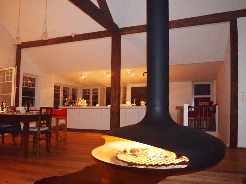 chemin e design centrale gyrofocus kominki pinterest. Black Bedroom Furniture Sets. Home Design Ideas